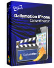 Xilisoft Dailymotion iPhone Convertisseur