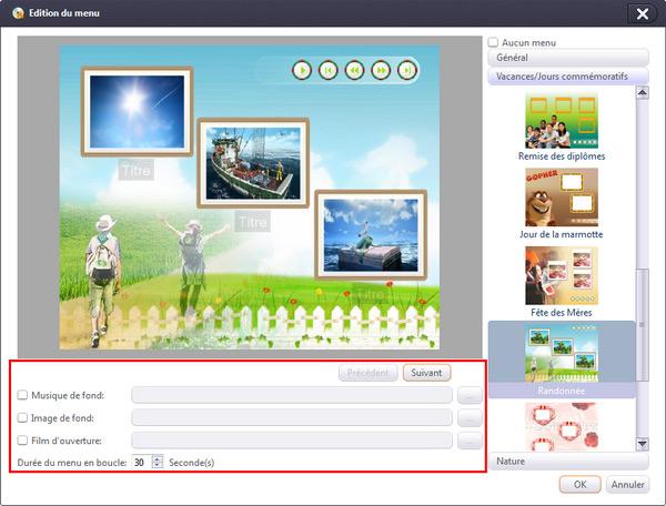 Xilisoft AVI en DVD Convertisseur