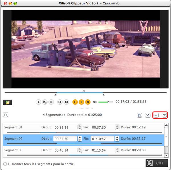 Xilisoft Clippeur Video pour Mac