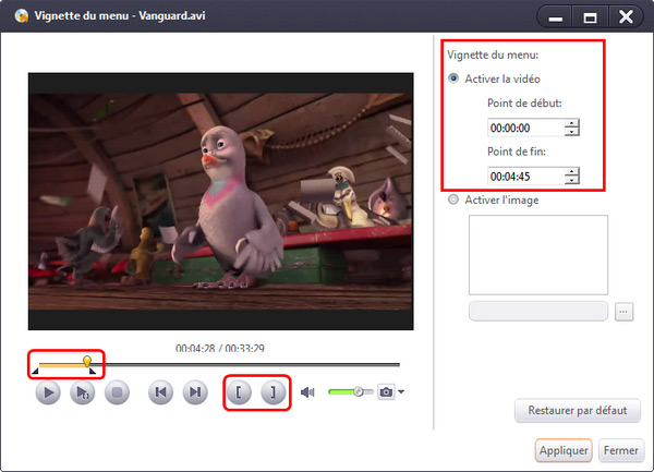 Xilisoft DivX en DVD Convertisseur
