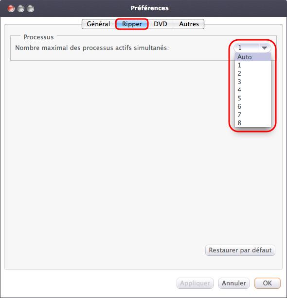 Xilisoft DVD en MP4 Convertisseur pour Mac