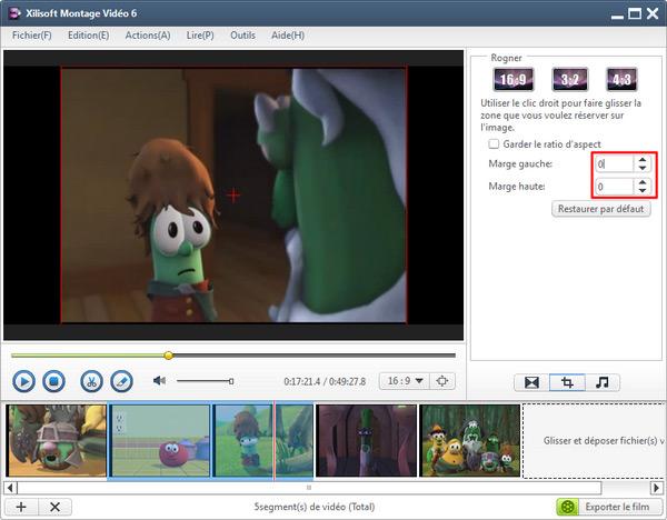Xilisoft Montage Vidéo