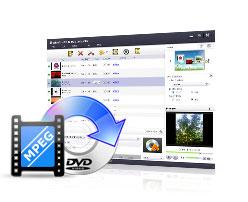 MPEG en DVD convertisseur