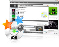 Convertir FLV en DVD